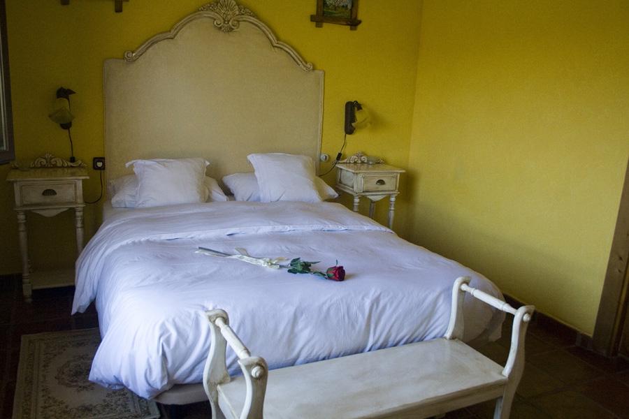 Los Montejos habitación limón foto 1